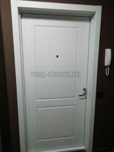 Установка доборов на входную дверь