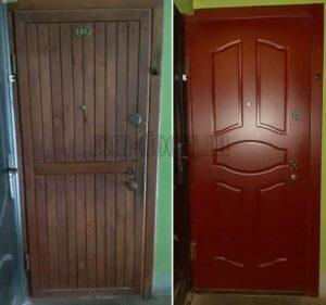 Панель МДФ на дверь